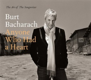 Burt Bacharach The Art of the Songwriter Anyone Who Had a Heart_web