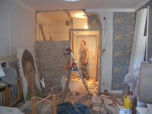 Arbetsrummet. 2009.