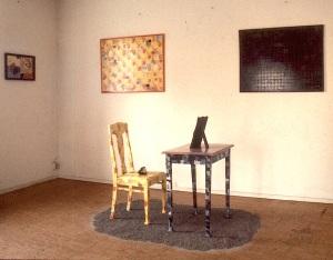 Galleri 54, Göteborg, 1983.