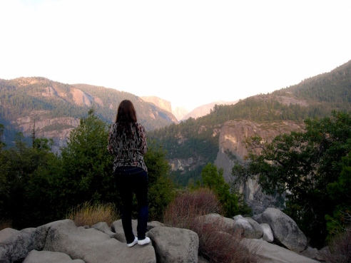 Yosemite. Digitalfoto, 2001.