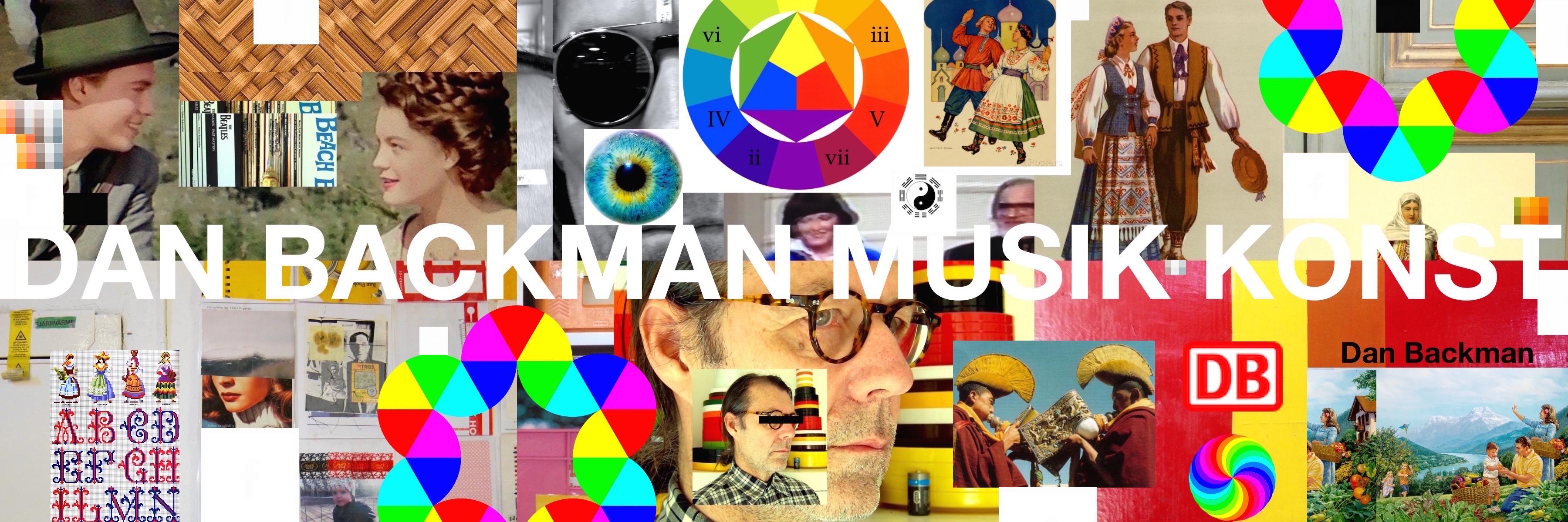 Dan Backman Musik Konst